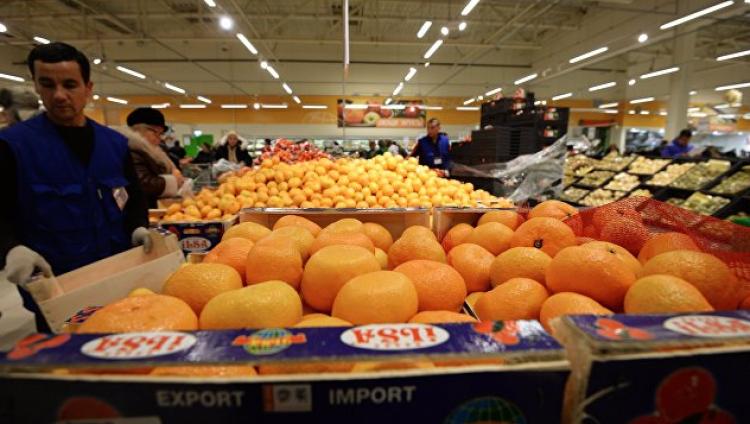 Турция сообщила о обновлении поставок цитрусовых в РФ
