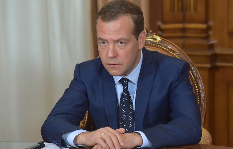 Медведев выступил заразвитие несырьевого экспорта из РФ