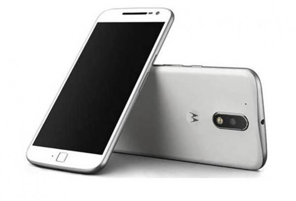 Смартфон Moto Mс4 ГБОЗУ и16Мп камерой засветился AnTuTu