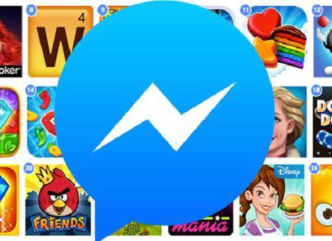 Социальная сеть Facebook планирует запустить платформу для игр вMessenger