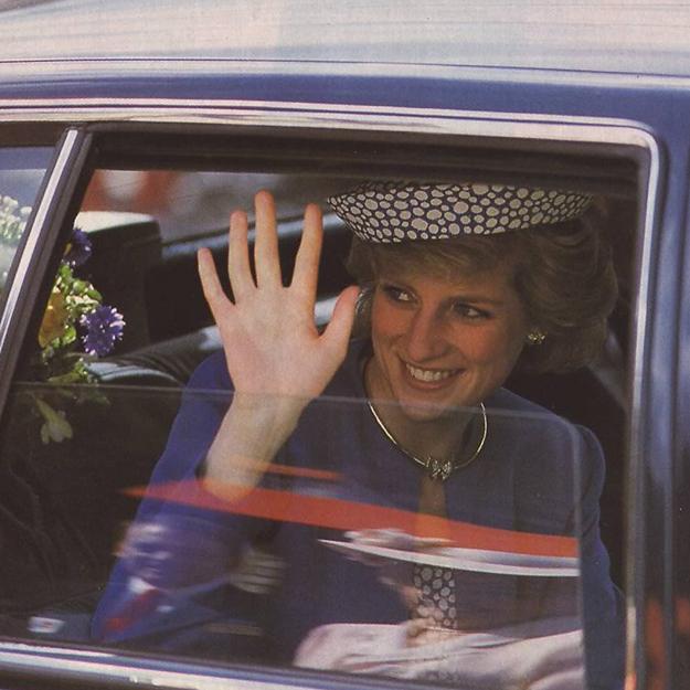 Встолице Англии к20-летию смерти принцессы Дианы выставят еенаряды