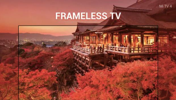 Телевизоры Xiaomi MiTV 4 имеют толщину всего 4