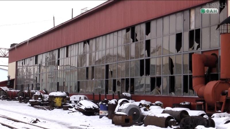 ВДонбассе из-за обстрелов эвакуируют изшахты неменее 130 горняков