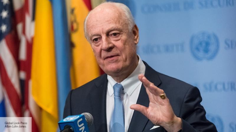 Межсирийские переговоры пройдут вЖеневе 23февраля
