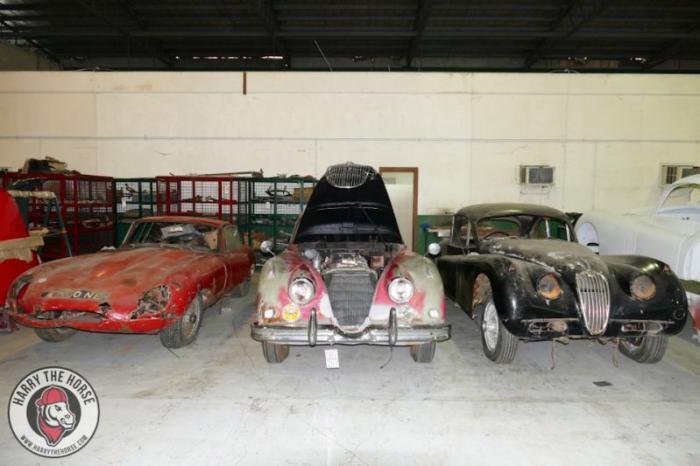 Когда реставрация автомобилей поставлена на поток