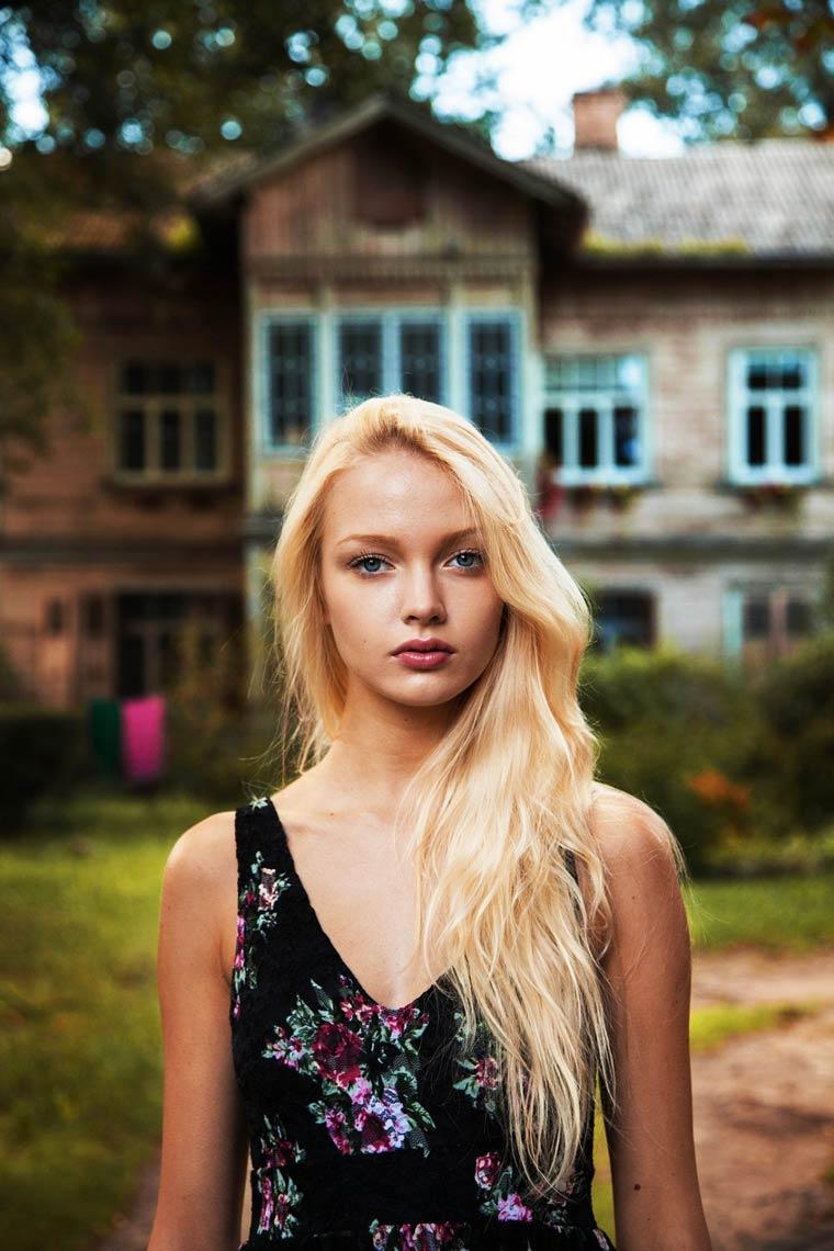 The Atlas of Beauty - A series of beautiful portraits of women worldwide