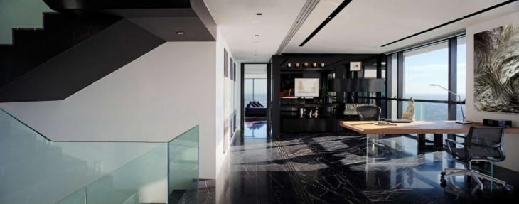 PANO Penthouse by Ayutt and Associates
