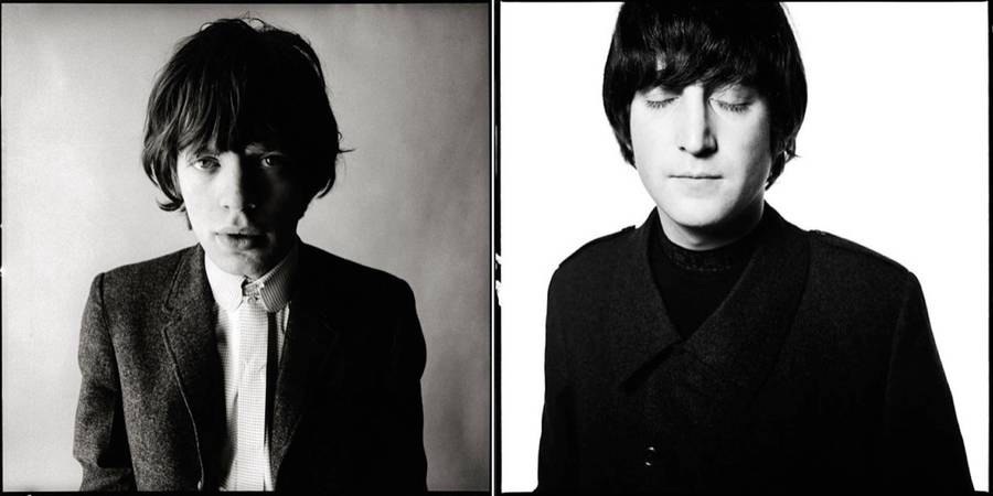 Stunning Black and White Portraits of 60s and 70s Celebrity by David Bailey