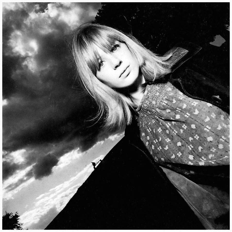 Marianne Faithfull, 1964.