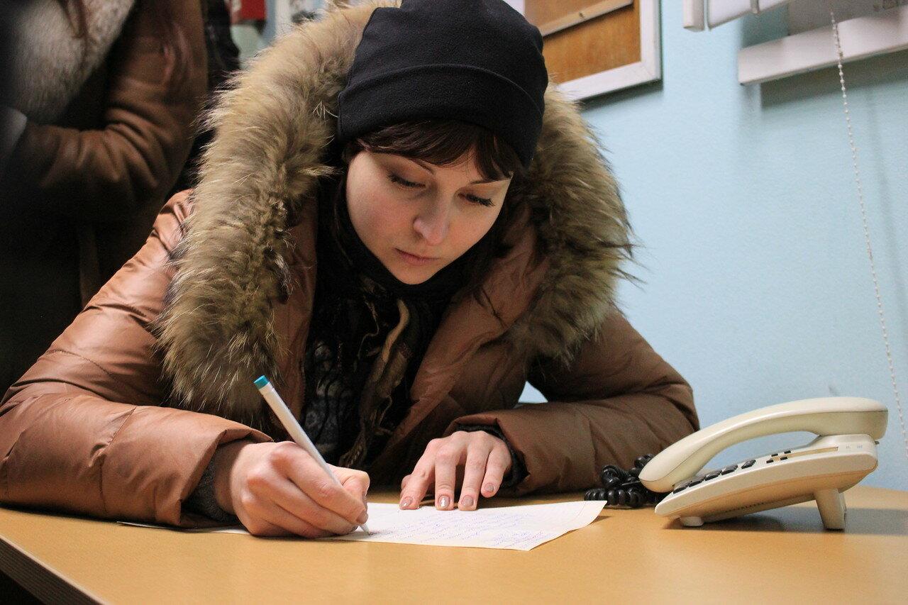 Жена Ильдара Дадина – Анастасия Зотова