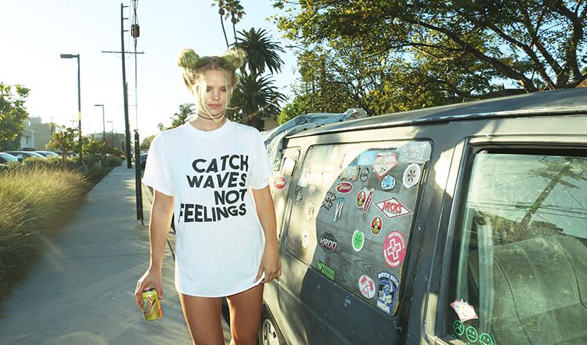 Holly Graves - Resort 2017 Swimwear Lookbook for DON'T BLOW IT CO