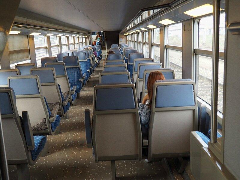 Франция, поезд (France train)