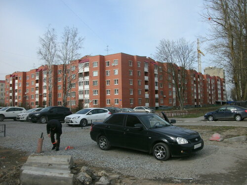 Центральная ул. 8к2