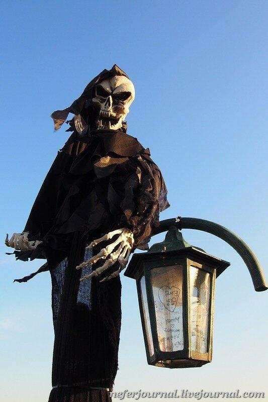 Хэллоуин отмечаете или вас тошнит от тыкв?
