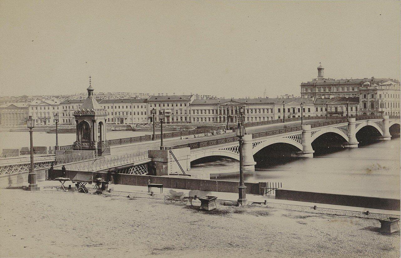 14. Николаевский мост на Неве