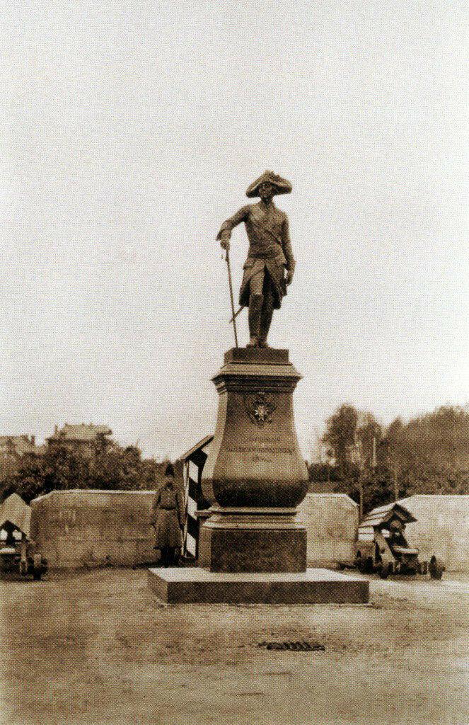 Памятник Павлу I