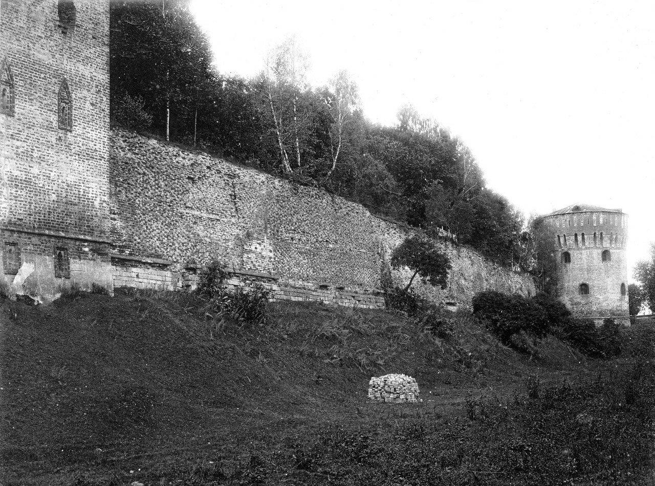 Башни Бублейка и Громовая. 1910