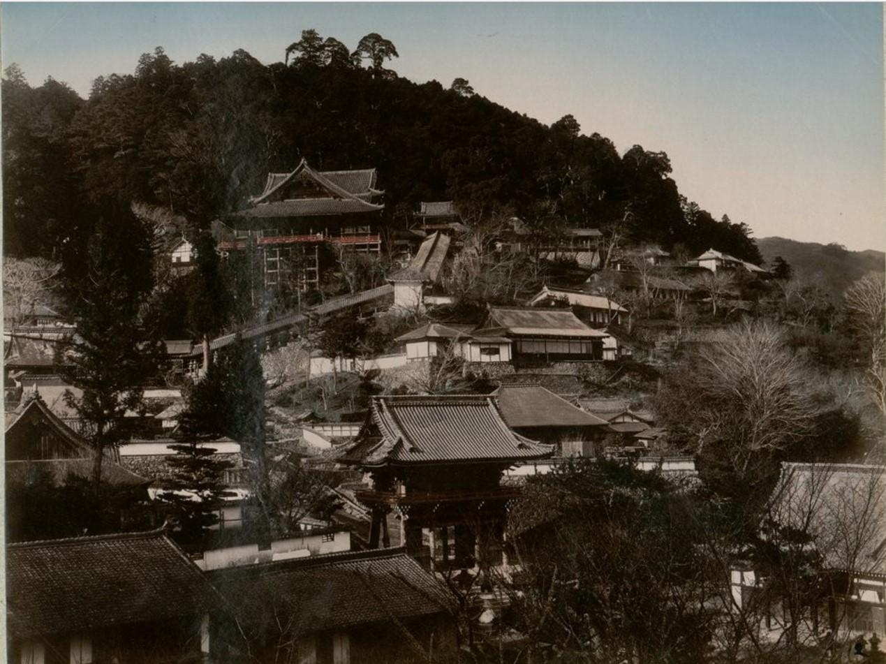 Киото. Храм Киёмидзу-дэра