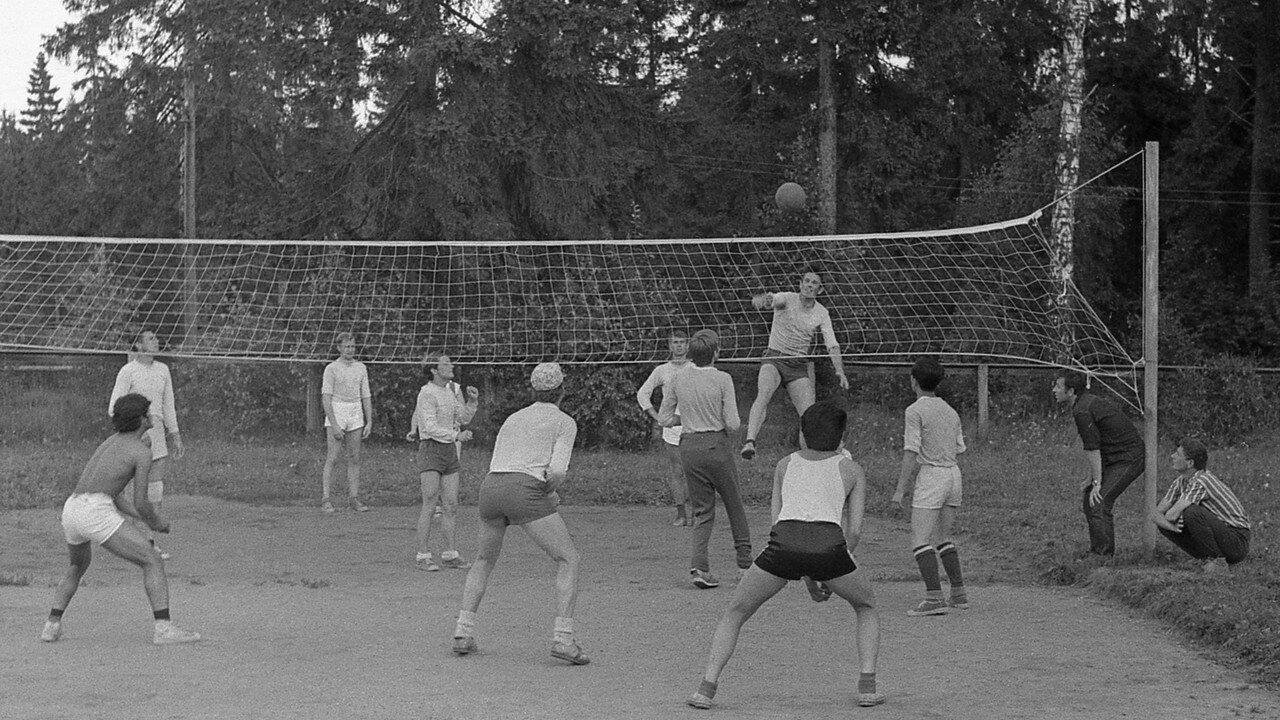 49. Волейбол