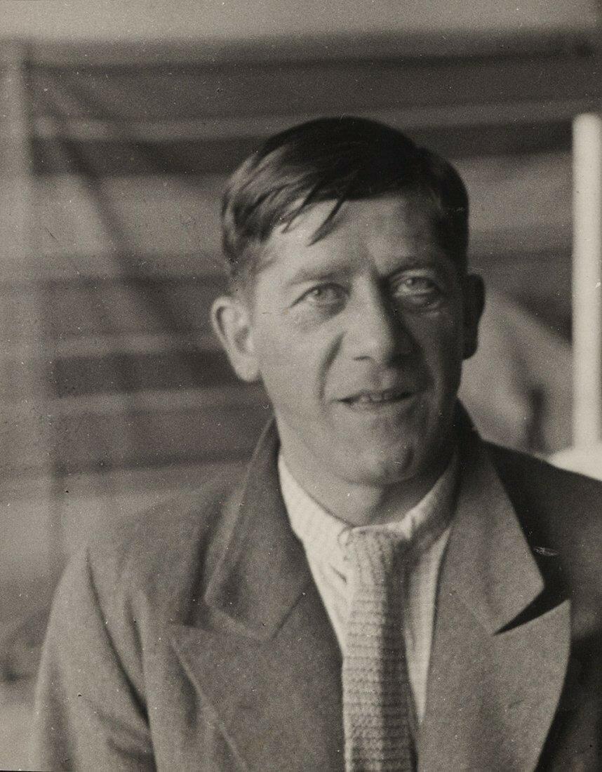 1931. Оскар Кокошка