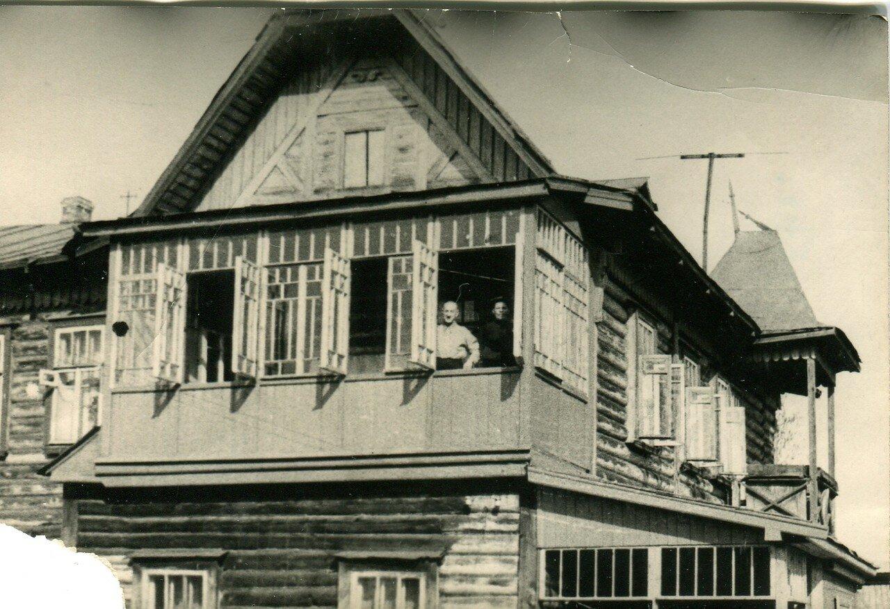 1957. 4-й проспект, д. 50