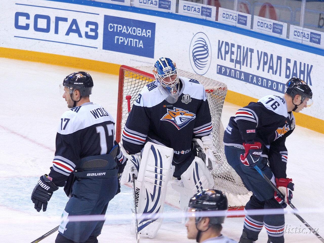 42 Металлург - Динамо Минск 03.01.2017