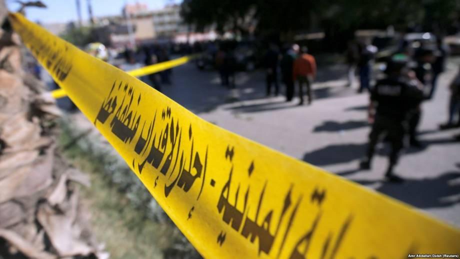 Взрыв в Александрии: двое людей погибли