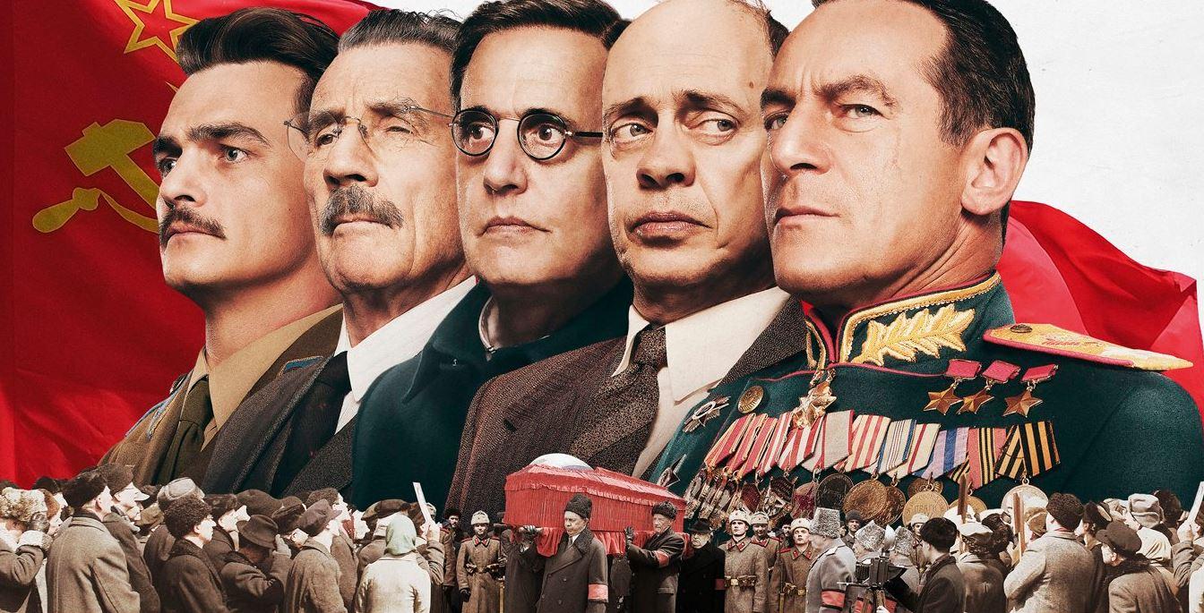 Посмотрел Смерть Сталина. Понял, почему кино запретили в РФ и Белоруссии