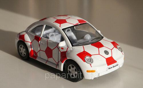 Kinsmart Volkswagen
