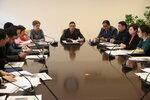Круглый стол по обсуждению Послания Президента к народу Казахстана - 2018