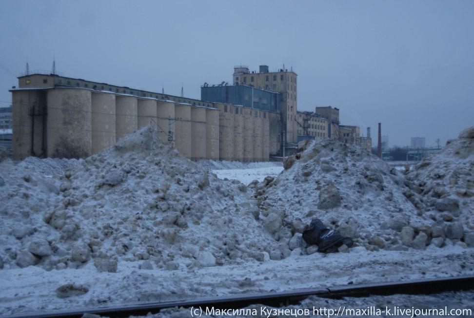 Мельничный комбинат в Сокольниках