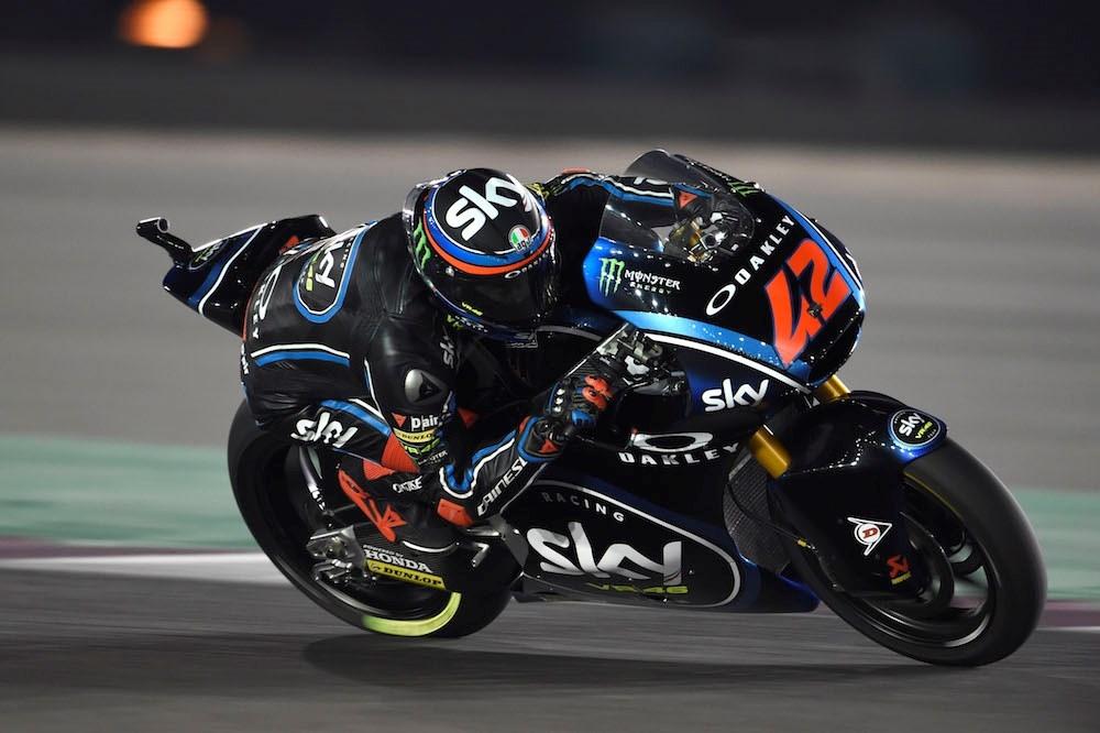 Результаты Гран При Катара 2018 в категории Moto2