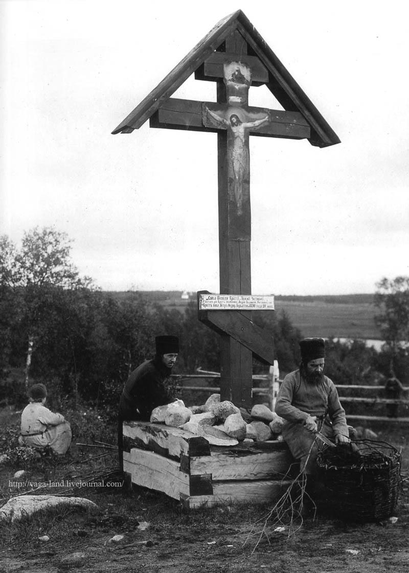 Покл крест на Бол Сол остр Уст в 1890 Лейцингер 1895 СГИАПМ 800 вз.jpg