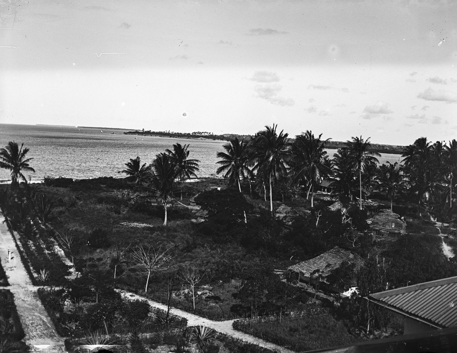 132. Береговая линия в Дар-эс-Саламе