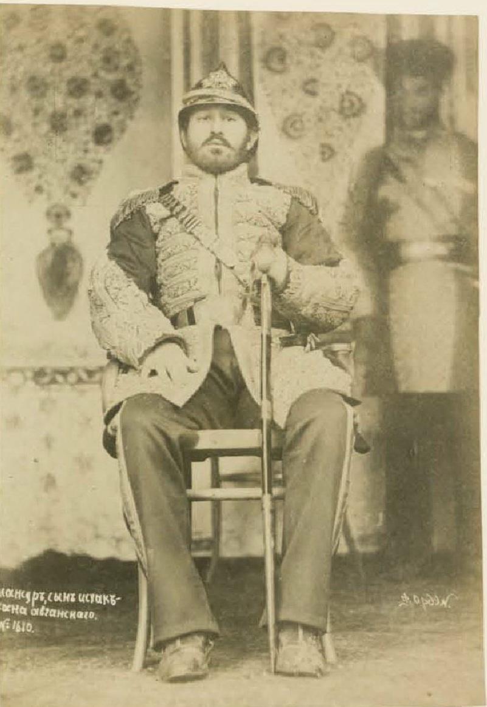 Мансур, сын Исхак-хана афганского