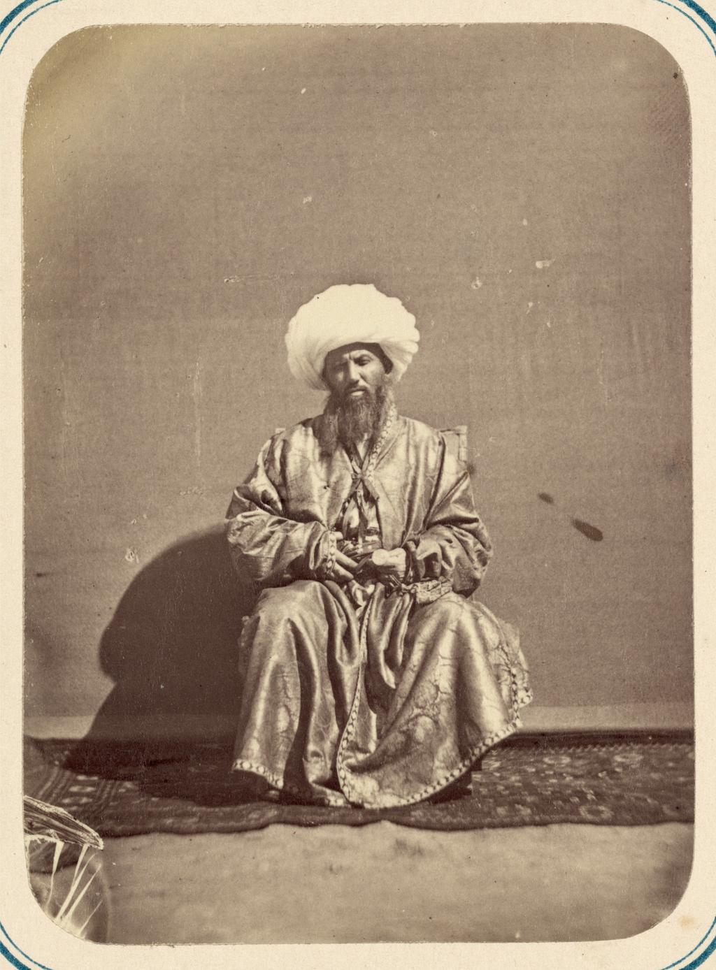 Самарканд. Часть 23. 1870. Этнографическая серия. Вып. 3