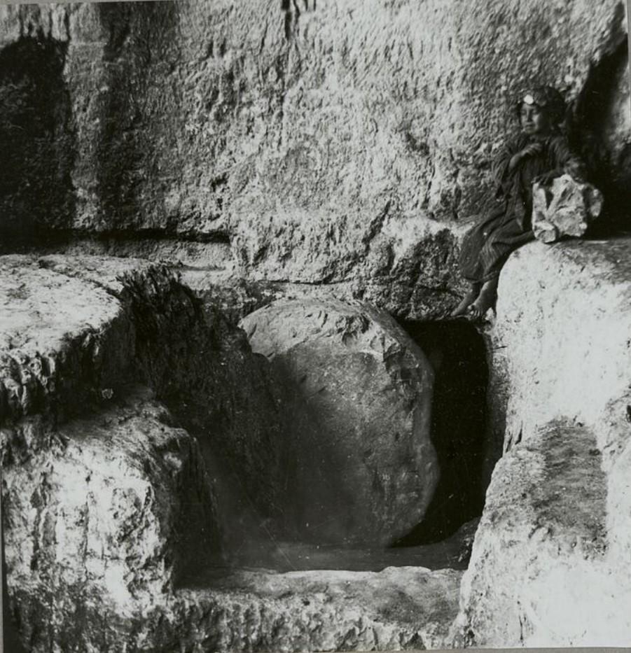 Иерусалим. Гробницы Царей Иудейских