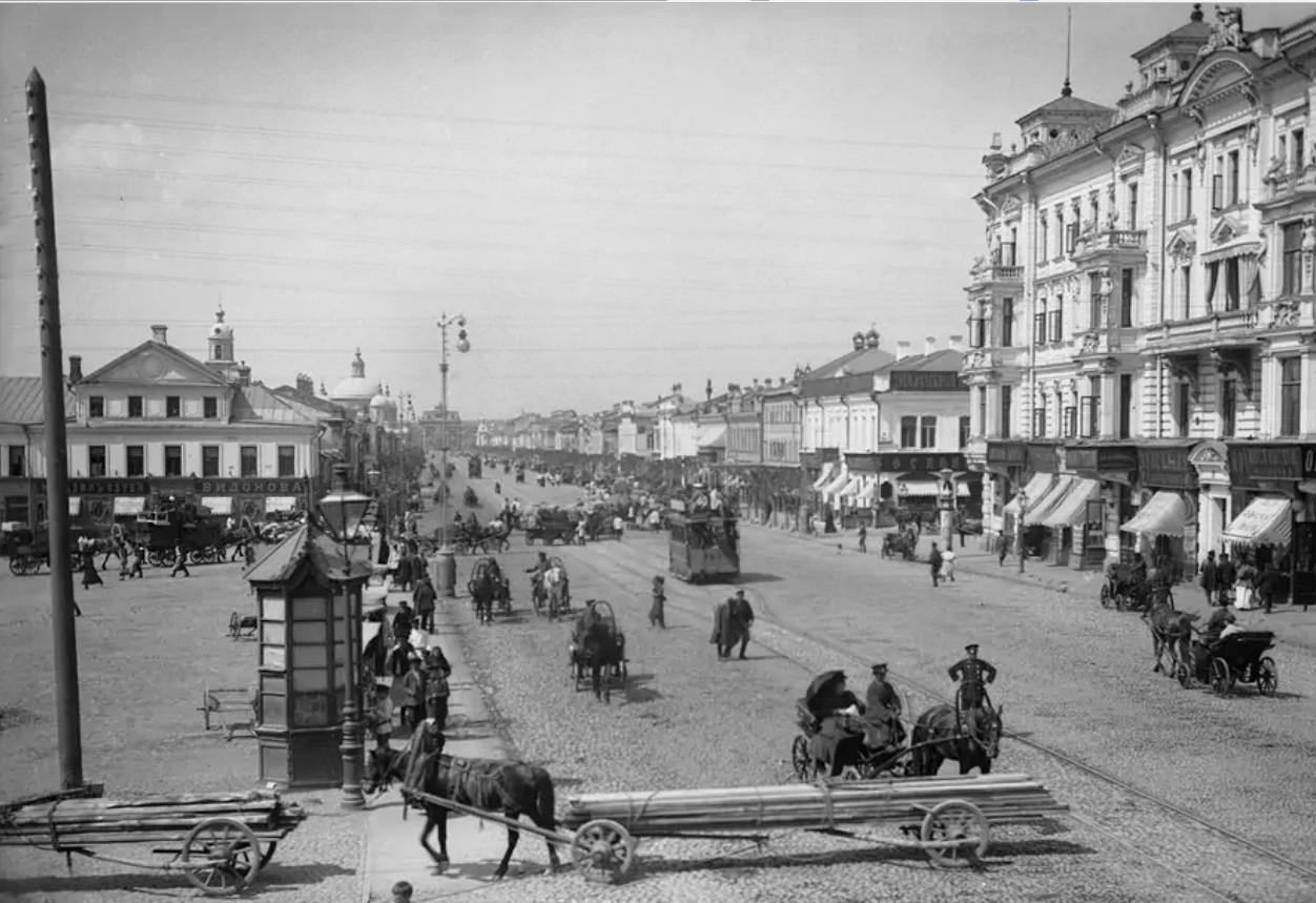 Тверская-Ямская улица