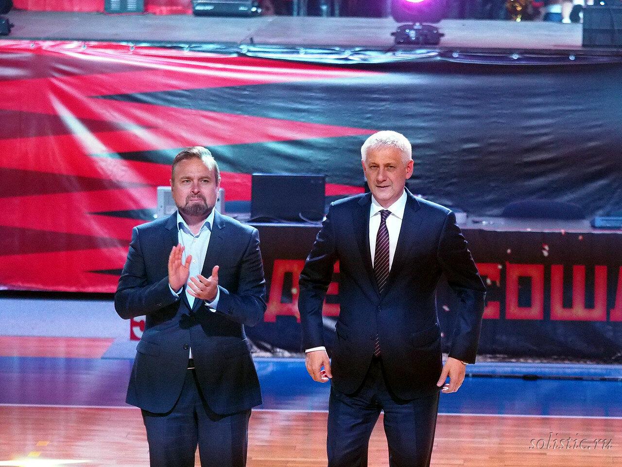 29 Матч звезд АСБ 2018 (ассоциации студенческого баскетбола)