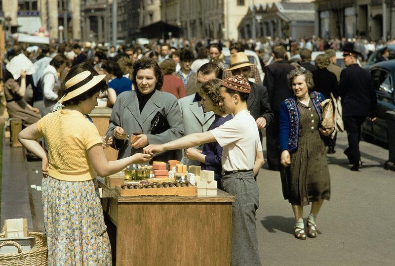 Советские товары 1959 г. на снимках Харрисона Формана. Часть 12