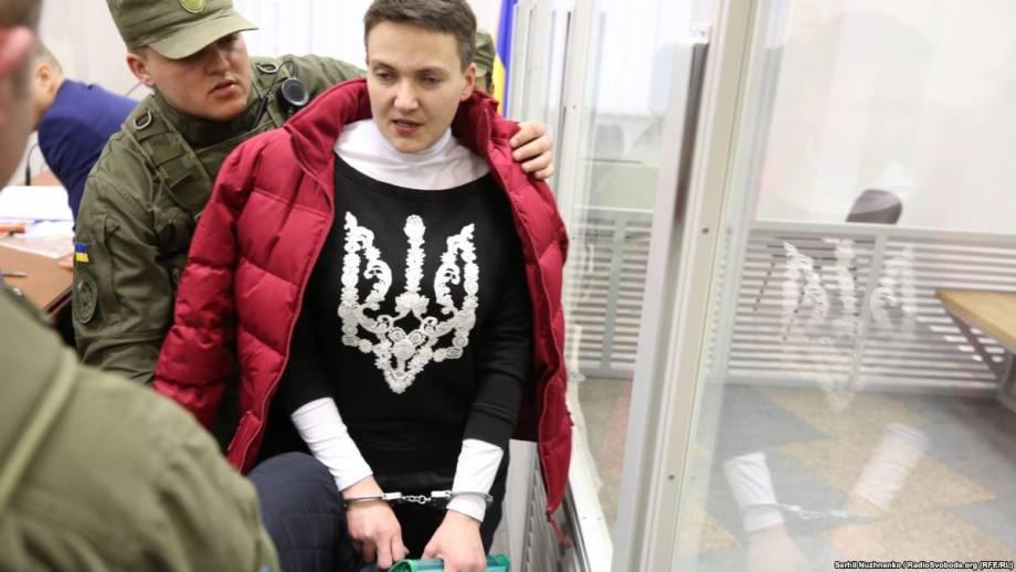 Савченко остается под арестом. Что говорили в Апелляционном суде – утренний эфир Радио Свобода