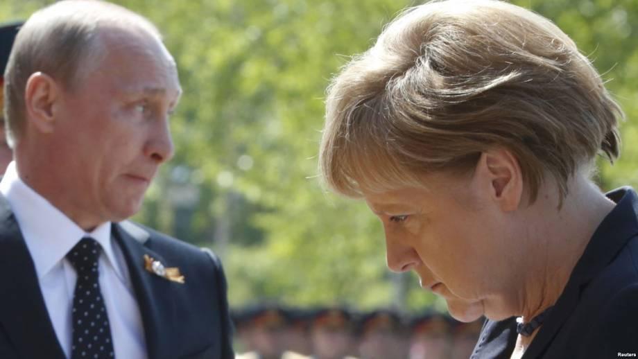 «Немецкий бизнес фактически «сел на иглу» России» – Перепелица