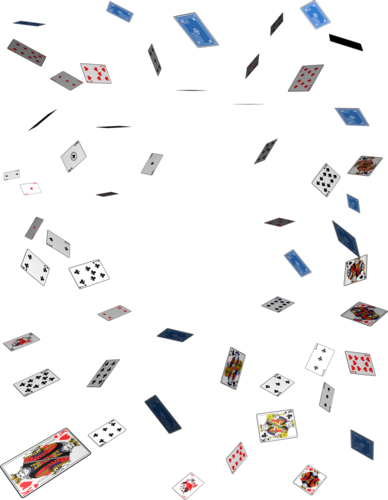 Карточный клипарт