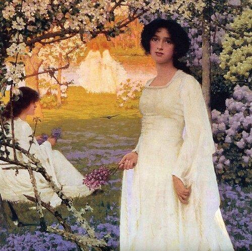 Arthur Herbert Buckland - Spring