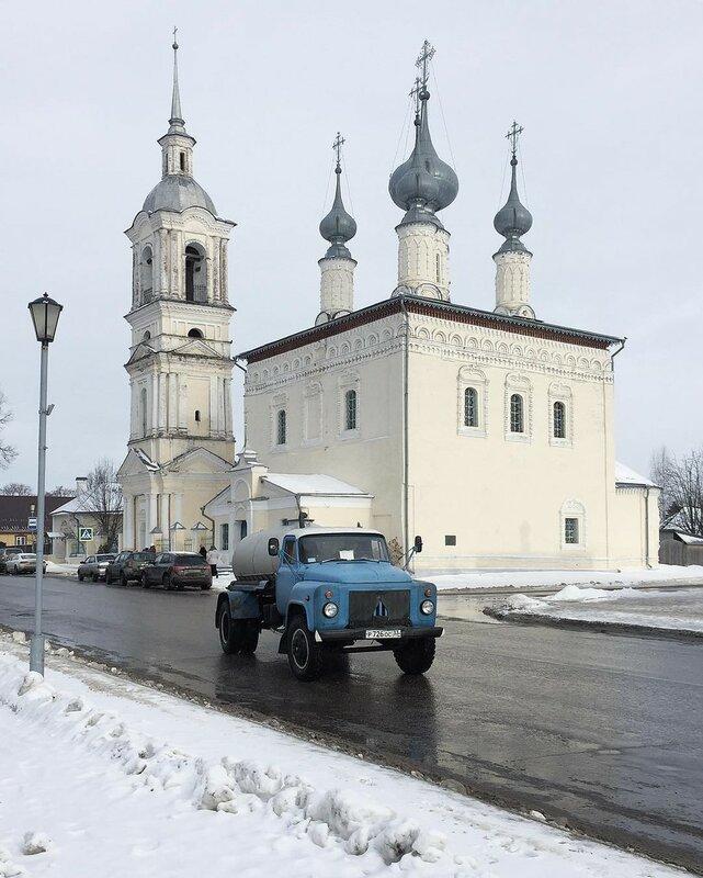 Смоленская церковь (1696-1706), Суздаль