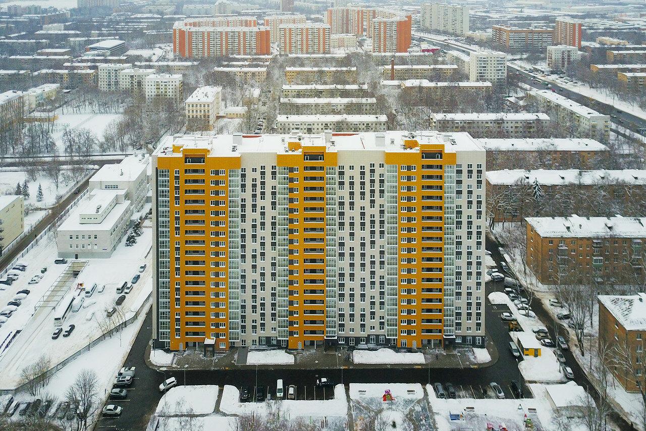 Первая квартира по реновации оказалась уже на ЦИАНе