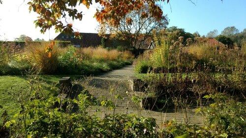 Природный сад