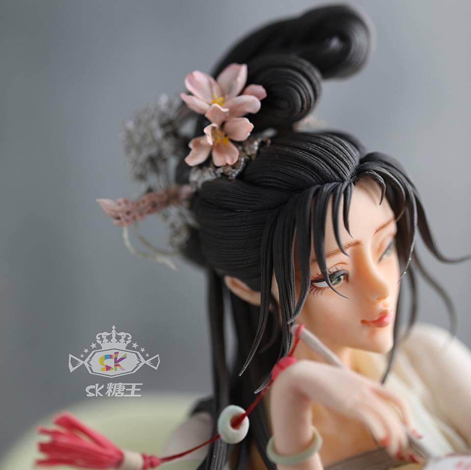 Сладкое искусство: такие торты от Zhou Yi Вы ещё не видели