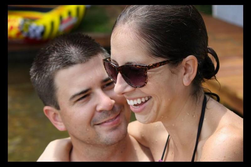 «Говорит капитан корабля»: американец узнал новость о беременности жены от пилота самолета (2 фото)