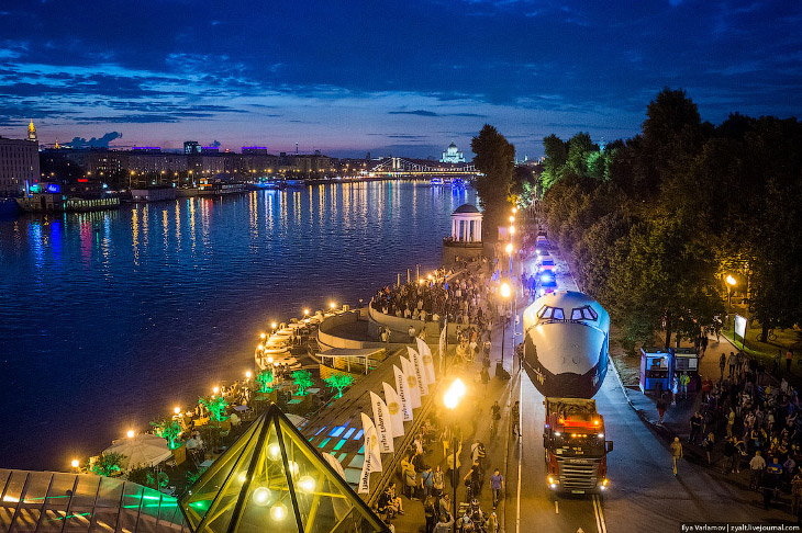 буран космос Москва